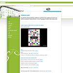 Spletna stran 2006
